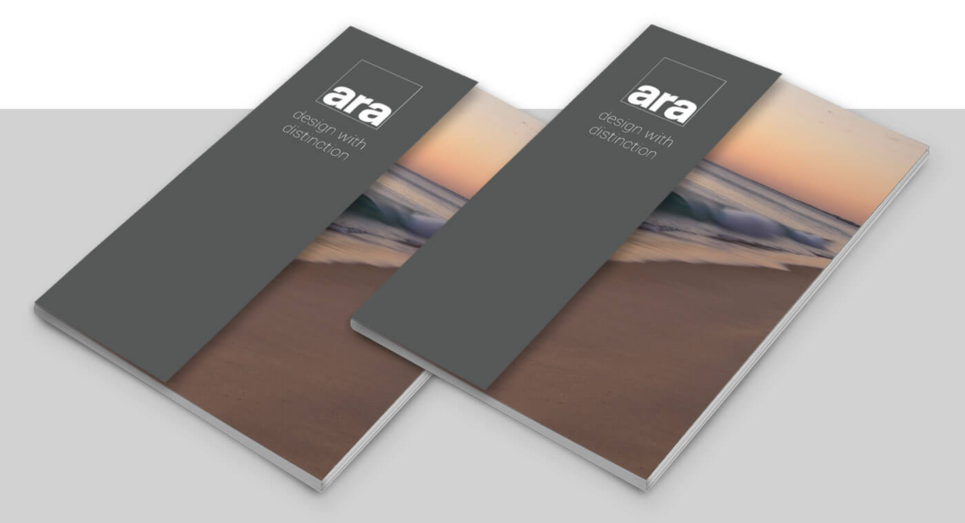 monginigraphics - ara design booklet